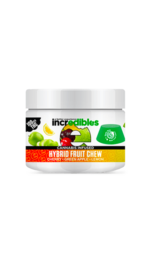 Hybrid Fruit Chew
