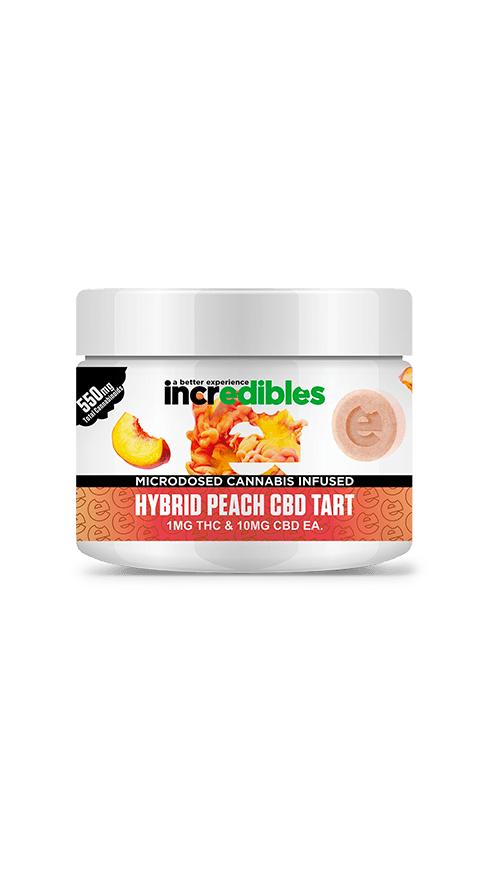 Hybrid Peach Tart