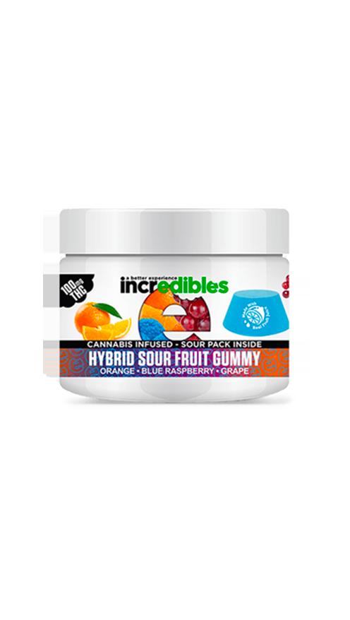 Hybrid Sour Fruit